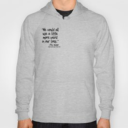 Fan-favorite Fitz Quote Hoody