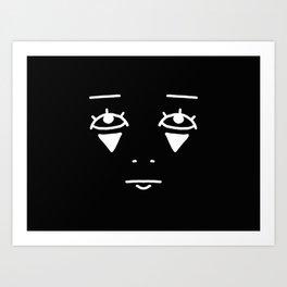 Blank 810 Art Print