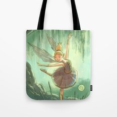 Goblins Drool, Fairies Rule - Willow Sue Tote Bag