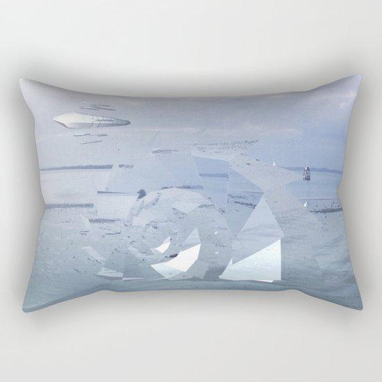 Intervention 31 Rectangular Pillow
