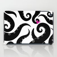 octopus iPad Cases featuring Octopus by S.Y.Hong