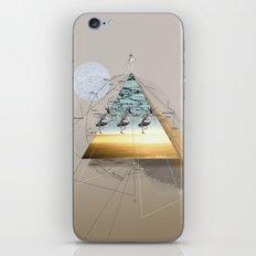 atmosphere 34 · Eiszeit iPhone & iPod Skin