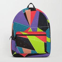 Geometric explosion Backpack