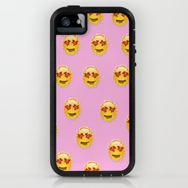 Shaking Heart iPhone Case