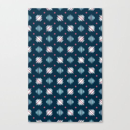 Kimono Pattern Canvas Print