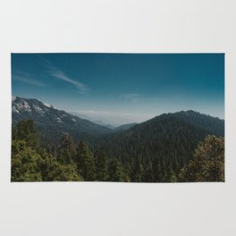 Sequoia National Park Rug
