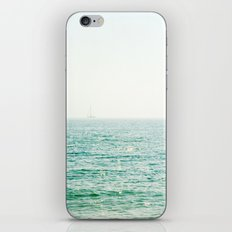 Ocean Ghost Ship iPhone & iPod Skin