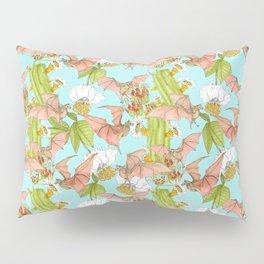 Agave Bats Pillow Sham