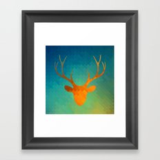 DH2 Framed Art Print