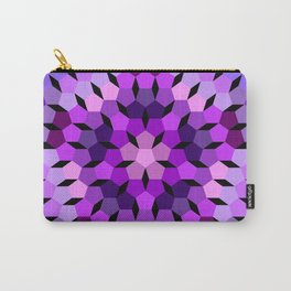 Pentagons Carry-All Pouch