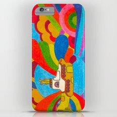yellow submarine iPhone 6s Plus Slim Case