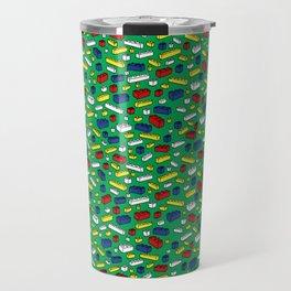 Brick by Brick Travel Mug