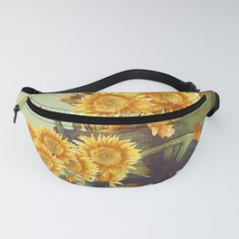 Vintage Thanksgiving Fanny Pack