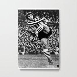 Newcastle United football poster Metal Print
