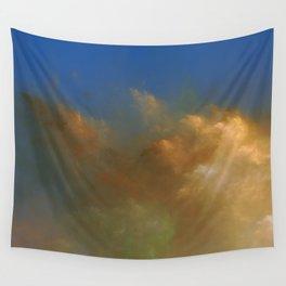 Clouds.Peak Wall Tapestry
