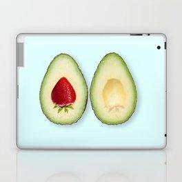 Avocado strawberries Laptop & iPad Skin