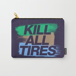 Kill All Tires v7 HQvector Carry-All Pouch