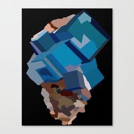 Gem Cluster 2 Canvas Print