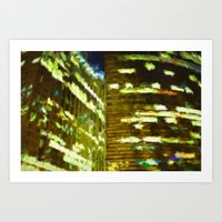 architect Art Prints featuring Architect by Joel Olives