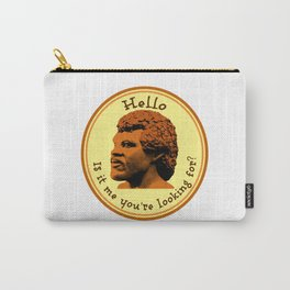 Hello, Is it me you're looking for? Lionel Carry-All Pouch
