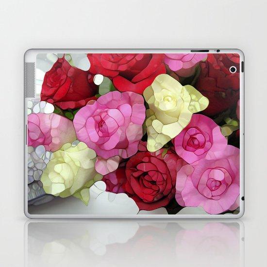 Let Your Love Shine! Laptop & iPad Skin