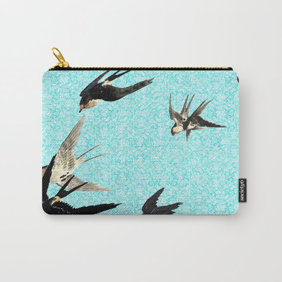 If I could I would Carry-All Pouch