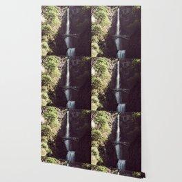 Multnomah Falls Waterfall - Nature Photography Wallpaper