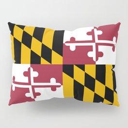 State flag of Flag Maryland Pillow Sham