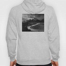 Ansel Adams - The Tetons and Snake River Hoody