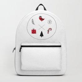Christmas Icons Backpack