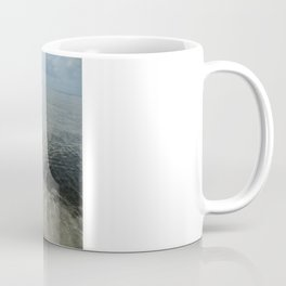 Your own private beach...  Coffee Mug