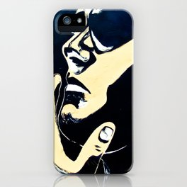 Valiant by D. Porter iPhone Case