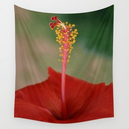 Hibiscus I Wall Tapestry