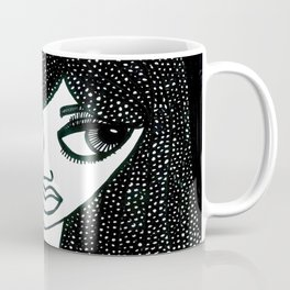 Wink Girl 1 Coffee Mug
