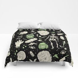 Whole Lotta Horror: BLK ed. Comforters