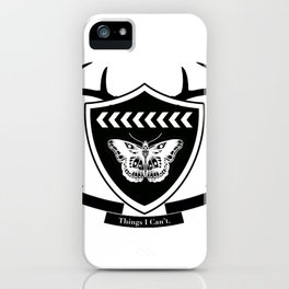 Tattoo Roulette iPhone Case
