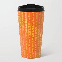 Summer colors pattern Travel Mug