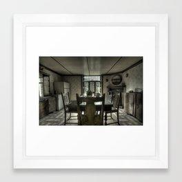 You'll get the loneliest feeling Framed Art Print