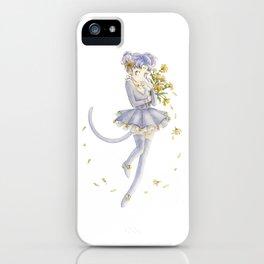 Diana´s human form Sailormoon fanart iPhone Case