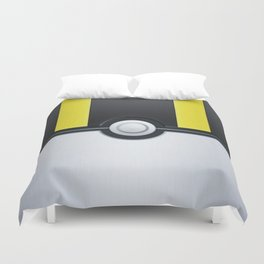 Pokéball - Ultra Ball Duvet Cover