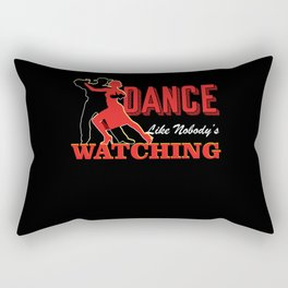 Tango, Music, nuevo, Rectangular Pillow