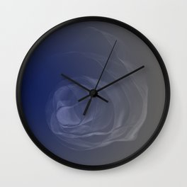 Abstract forms 13 Wall Clock