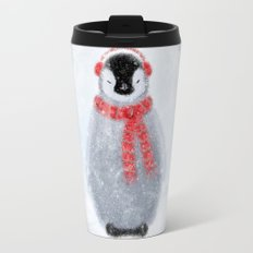 Chilly Little Penguin Travel Mug