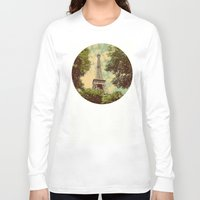 postcard Long Sleeve T-shirts featuring Postcard by Emma.B