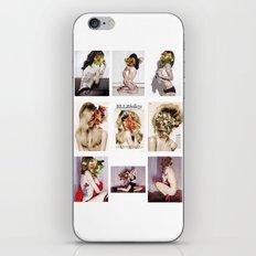 9 COLLAGE SERIES iPhone & iPod Skin