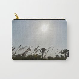 Swaying Plants Carry-All Pouch