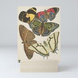 Butterfly Print by E.A. Seguy, 1925 #3 Mini Art Print