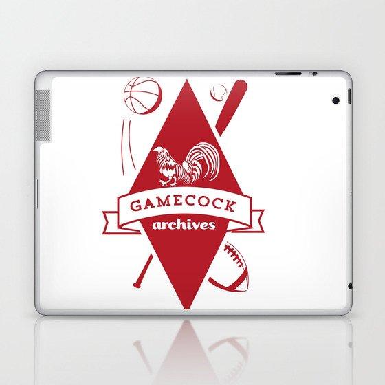 Gamecock Archives Primary Logo Laptop & iPad Skin
