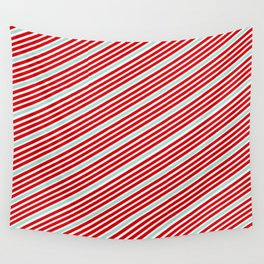 Carnival Stripes Wall Tapestry