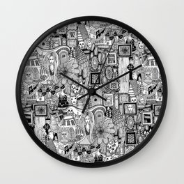 nightmares Wall Clock